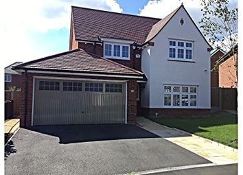 Thumbnail 4 bed detached house for sale in Douglas Close, Hartford