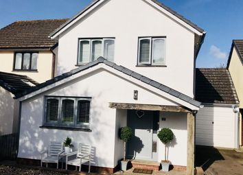 Thumbnail 4 bed link-detached house for sale in Palmers Close, Braunton, Devon
