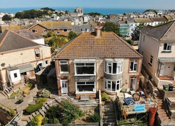 Thumbnail 3 bedroom semi-detached house for sale in Marlborough Park, Ilfracombe