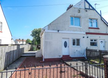 Thumbnail 2 bed semi-detached house to rent in Marsden Avenue, Whitburn, Sunderland