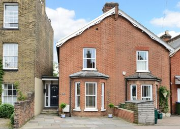 Thumbnail 3 bed semi-detached house for sale in Bridge Road, East Molesey