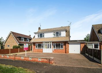 Thumbnail 3 bed link-detached house for sale in Laurel Grove, West Winch, King's Lynn