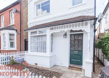Thumbnail 3 bed detached house to rent in Chestnut Road, London