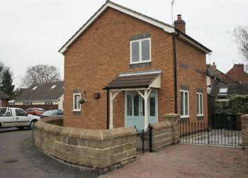 Thumbnail 2 bed detached house to rent in Hall Street, Church Gresley, Swadlincote