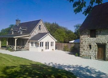 Thumbnail 3 bed detached house for sale in St Hilaire De Harcouet, Basse-Normandie, 50600, France