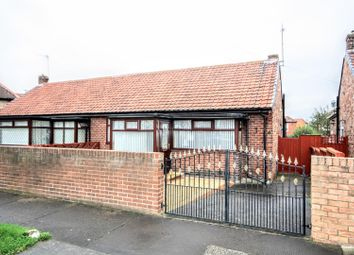 Thumbnail 2 bed semi-detached bungalow for sale in St. Cuthberts Avenue, Chester Le Street