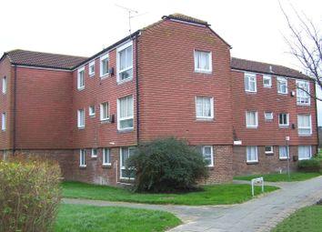 Thumbnail 1 bed flat to rent in Vanbrugh Close, Bewbush, Crawley