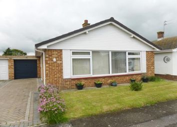 Thumbnail 3 bed bungalow for sale in Brockman Crescent, Dymchurch, Romney Marsh, Kent