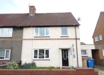Thumbnail 3 bed semi-detached house for sale in Druridge Avenue, Hadston, Morpeth