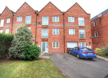 Thumbnail 4 bed town house for sale in Watermark Close, Nottingham, Nottinghamshire