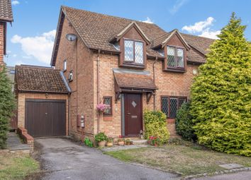 Thumbnail 4 bed detached house for sale in Moor Close, Finchampstead, Wokingham