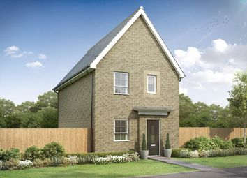 "Thumbnail 3 bedroom detached house for sale in ""Folkestone"" at Stretton Road, Stretton, Warrington"