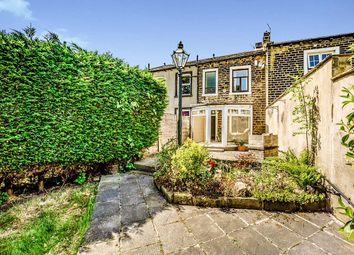 3 bed terraced house for sale in Town End, Golcar, Huddersfield HD7