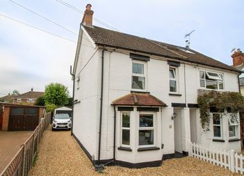 4 bed semi-detached house for sale in Grove Road, Church Crookham, Fleet GU52