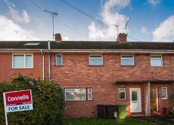 Thumbnail 3 bedroom terraced house for sale in Dryden Road, Exeter