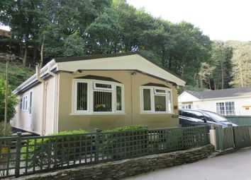 Thumbnail 2 bed mobile/park home for sale in Valley Walk, Glenholt Park, Plymouth