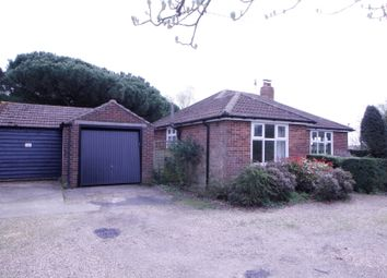 Thumbnail 2 bedroom detached bungalow to rent in Langham Road, Colchester