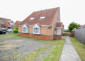 Thumbnail 1 bed semi-detached house for sale in Hevingham Close, Sunderland