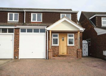 Thumbnail 3 bed semi-detached house for sale in Margeth Road, Billericay