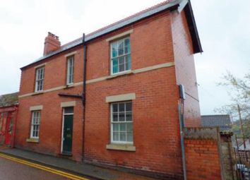 Thumbnail 3 bed end terrace house for sale in Redcot, Crane Street, Cefn Mawr, Wrexham, Clwyd