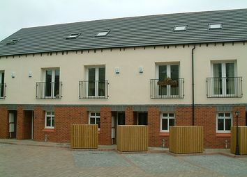 Thumbnail 3 bed town house to rent in Haighton Court, Nantwich