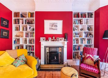 Thumbnail 4 bedroom terraced house for sale in Brixton Hill, London