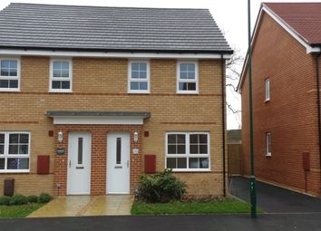 Thumbnail 3 bed semi-detached house to rent in Red Barn Crescent, Felpham, Bognor Regis