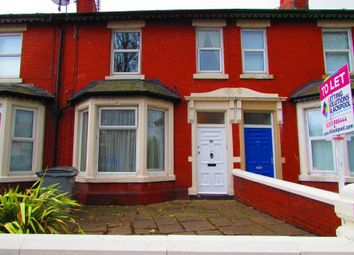 Thumbnail 5 bed property to rent in Leamington Road, Blackpool, Lancashire