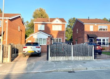 Thumbnail 3 bed detached house for sale in Billingley Drive, Thurnscoe, Rotherham