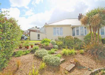 Thumbnail 2 bed semi-detached bungalow for sale in Swaindale Road, Peverell, Plymouth