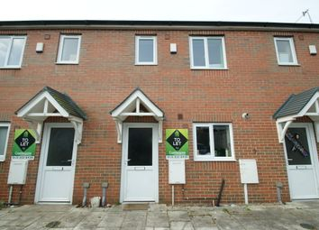 Thumbnail 2 bed terraced house to rent in Muriel Gardens, Bulwell, Nottingham