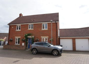 Thumbnail 4 bedroom detached house for sale in Lotmead, Staverton, Trowbridge