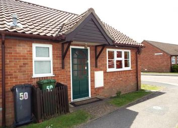 Thumbnail 1 bedroom bungalow for sale in Fakenham, Norfolk, England