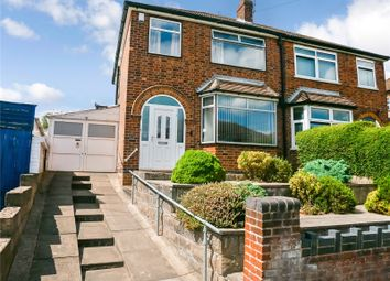 Thumbnail 3 bed semi-detached house for sale in Milverton Avenue, Leicester