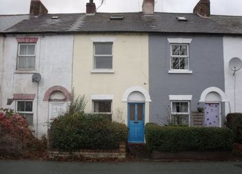 Thumbnail 2 bed terraced house to rent in New Park Road, Shrewsbury