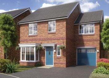 Thumbnail 4 bedroom detached house for sale in Lightoaks Drive, Halewood, Liverpool, Merseyside
