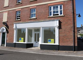 Thumbnail Retail premises for sale in 14 Challacombe Square, Poundbury, Dorchester