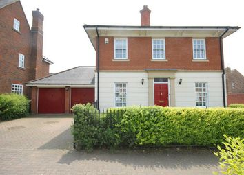 Thumbnail Detached house for sale in Winwick Park Avenue, Winwick, Warrington