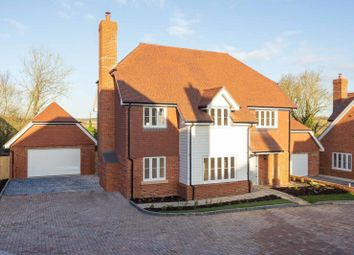 Thumbnail 5 bed detached house for sale in Downs View Way, Chartham, Nr Canterbury