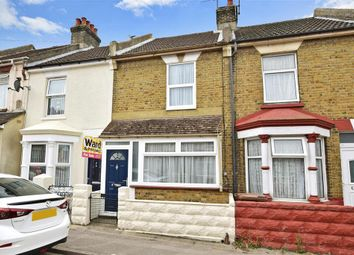 Thumbnail 3 bedroom terraced house for sale in Albany Road, Gillingham, Kent