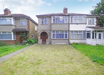 Thumbnail 3 bed semi-detached house to rent in Falling Lane, West Drayton