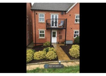 Thumbnail 1 bed end terrace house to rent in Martins Close, Swadlincote