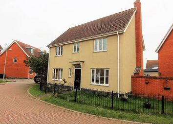 Thumbnail 4 bed detached house for sale in Killick Crescent, Carlton Colville