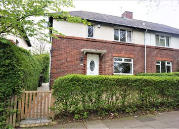 Thumbnail 3 bed semi-detached house for sale in Hollywood Avenue, Newcastle Upon Tyne