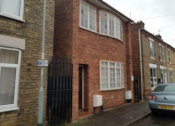 Thumbnail 2 bedroom flat to rent in Towler Street, Peterborough