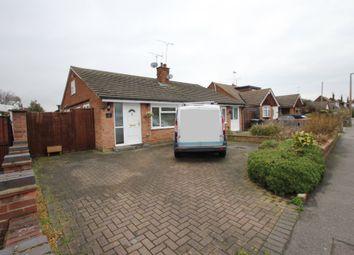Thumbnail 2 bed semi-detached bungalow for sale in Parklands, Ashingdon, Rochford