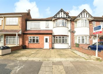 Thumbnail 4 bed end terrace house for sale in Whitby Road, Ruislip, Middlesex