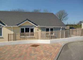 Thumbnail 2 bed semi-detached bungalow to rent in Park Road, Park Bottom, Redruth