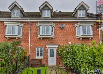 Thumbnail 3 bed town house for sale in Triscombe Way, Cheltenham