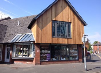 Thumbnail Retail premises to let in 21 West Street, Hereford